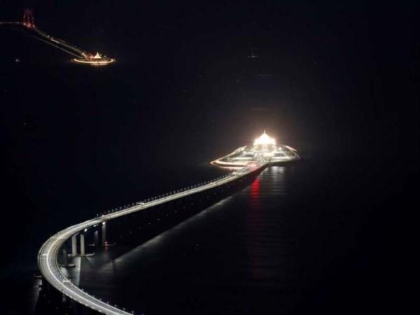 A BRIDGE OPENED TOMORROW