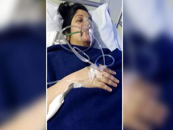 a famous actress vijayalatsumi admit hospital due to high pressure