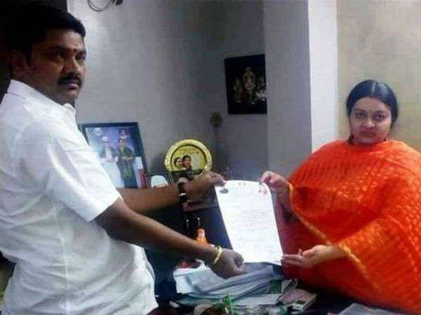 Driver Raja from Deepa Peravai willing to contest in Loksabha elections 2019