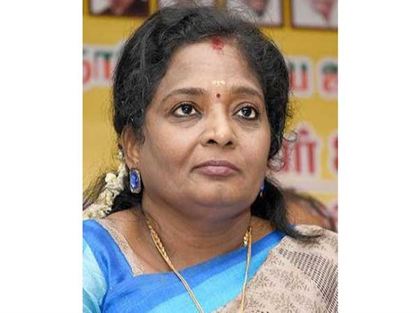 Tamilisai satisfied with Thuthukudi volume