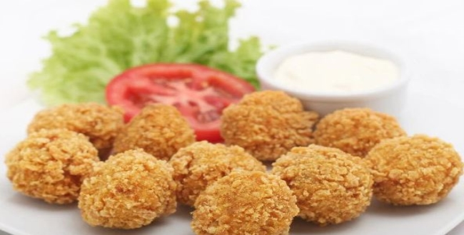 how to make chicken cheese pals in home