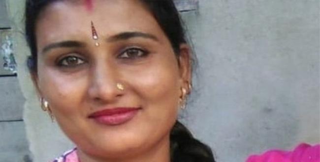 husand killed wife while sleeping