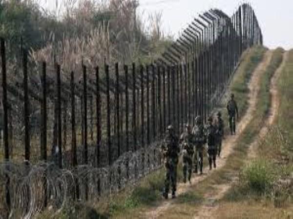 terrorist entered Indian border