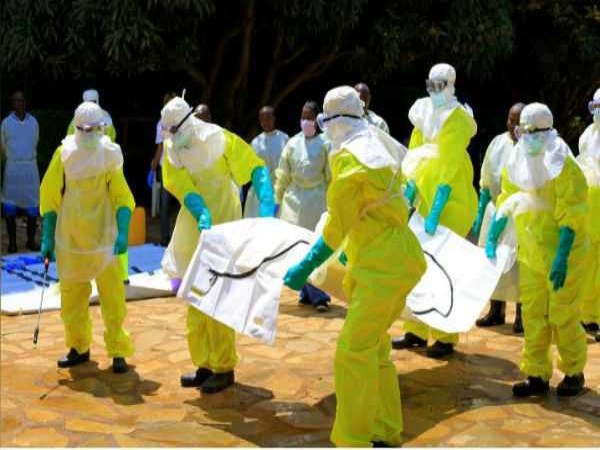 Ebola virus that spreads quickly