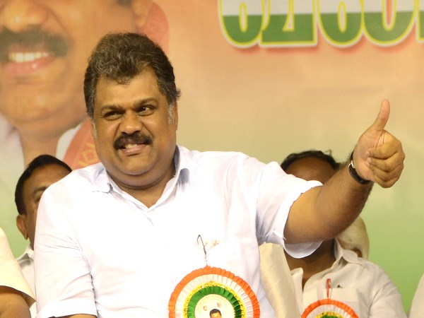 gk vasan new announcement