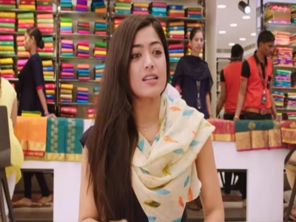actress Rashmika Mandanna entry Tamil industry act on with karthick