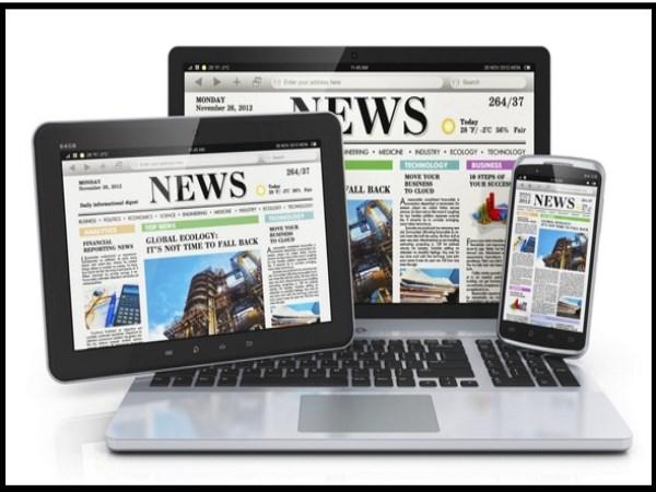 tn minister warn to online media