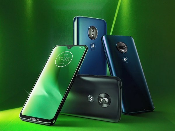 Moto G7 power with 500mAh battery