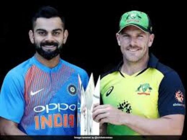 india vs austrelia match