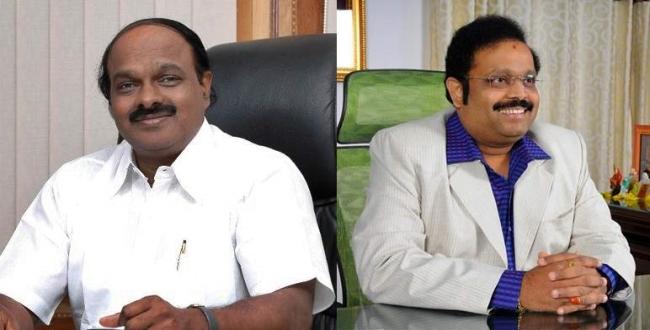 Ac shanmugam petition to delhi election commission