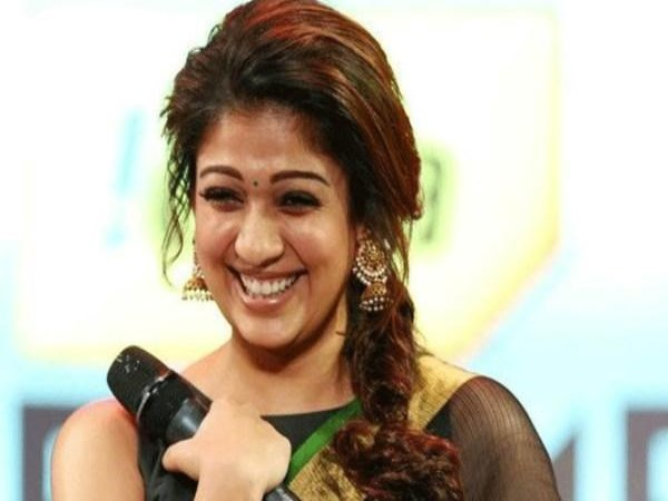 actress nayanthara for political