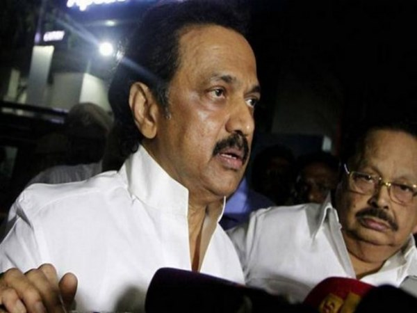 stalin wrote letter to dmk person