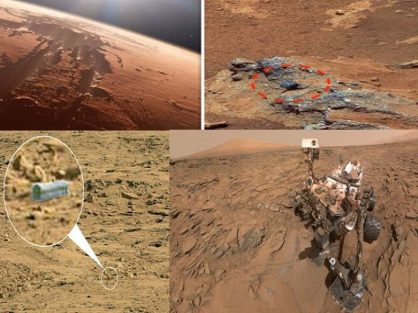 aliens in Mars planet is true NASA release pictures and details