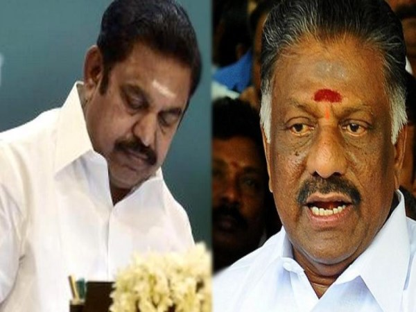 party alleged warns admk