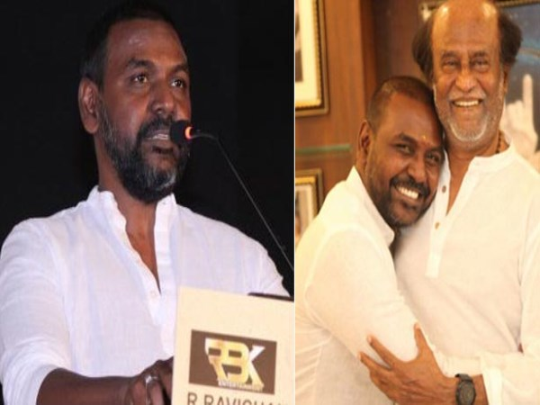 actor raghava lawrence speech about rajini