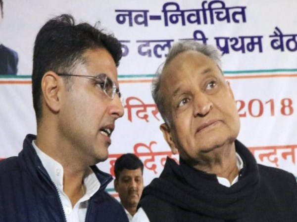 Sachin Pilot likely to be Rajasthan CM