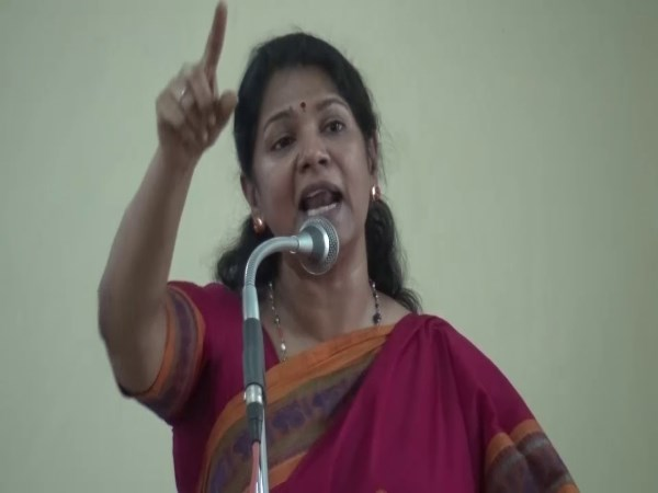 Kanimozhi Says about her family