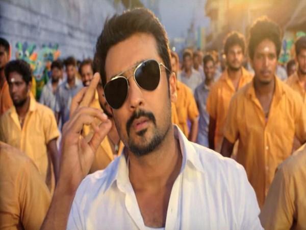 surya movie scenes leaked