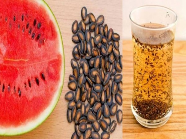 daily to eat watermelon seeds by boiling to get more health