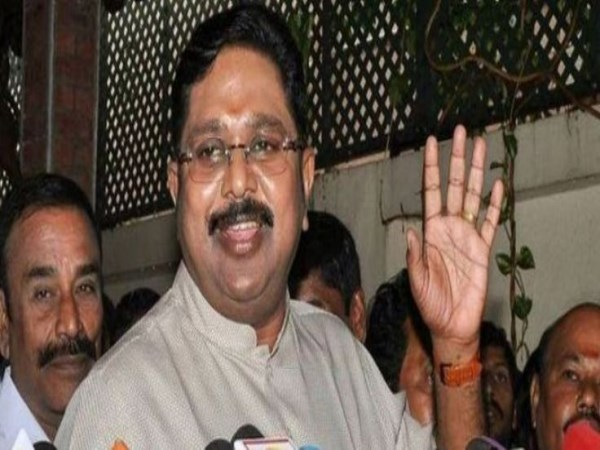 vp kalairajan sack from ammk by ttv dhinakaran
