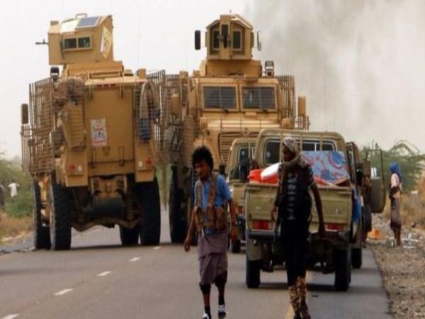 Civil war from YEMEN