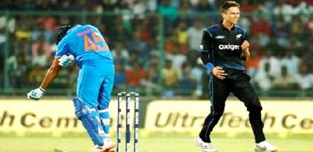 india vs New Zealand  Do you know who to decide