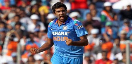 aswin on indian team