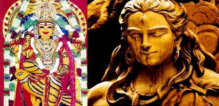 the story of shani and god shiva