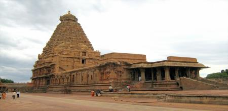 41 statues changed in Tanjore temple