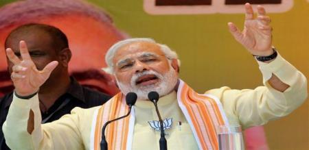 15 lakhs But New information on Modi office