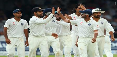 India win the Test series against Australia - Indian pacemaker