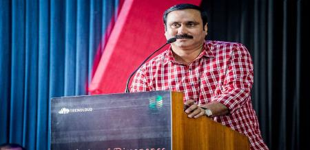 dr anbumani ready to argue with cini persons for smoking causes