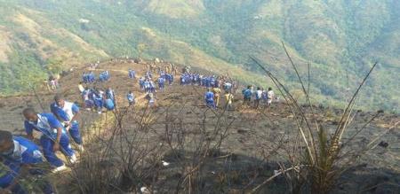 Theni Kurankani Hills