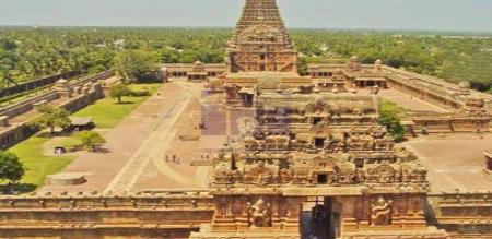 ancient statues were missed in Tanjore temple