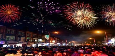 diwali celebration in south korean president
