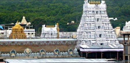 devotees can come to the temple in thirupathi