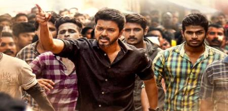 Vijay created a record for Twitter in 2018
