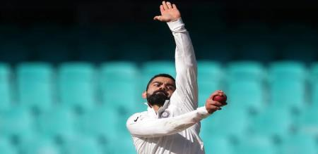 """All the bowlers have to learn the ball with Virat Kohli"" - Aswin interviewed!"