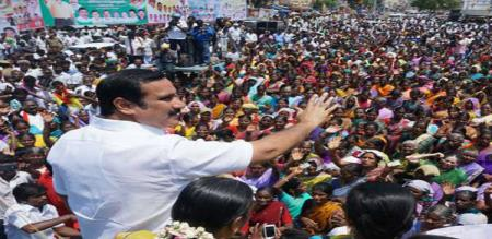 why anbumani oppose freebies