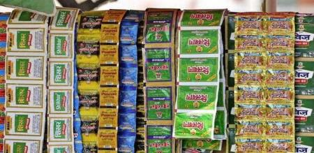 illegal sale in gutka selling licence