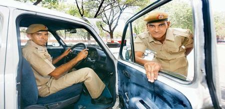 the increase in driver is more than police inspectors