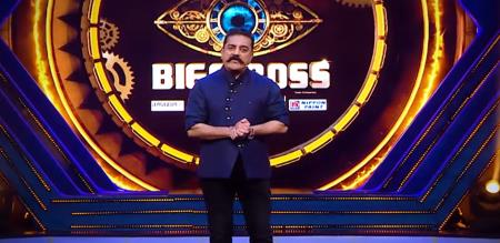 bigg boss 2 the jarra at home in person trapped by kamal