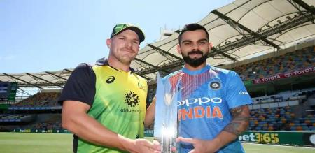 India - Australia cancel the second T20 tournament suddenly!