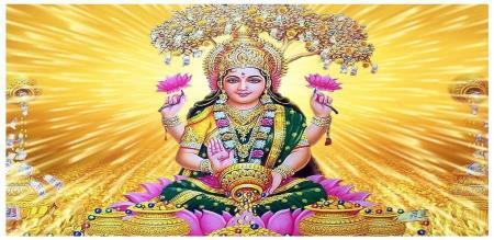 god makalakshmi in places
