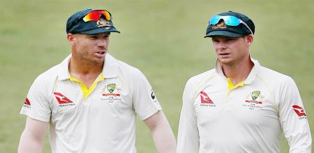Smith, Warner important role plays in test match