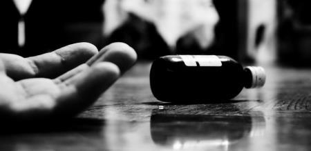 suicide in school teacher