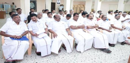 ttv supporting party thanga tamilselvan speech