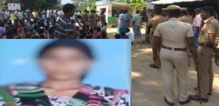 aroor school girl abused case