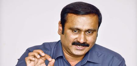 we are forgot in srilankan tamilan isssues says anbumani