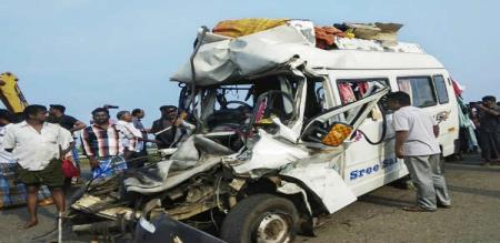 accident in pudukkottai